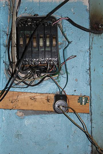 Электрашчыток на МТП