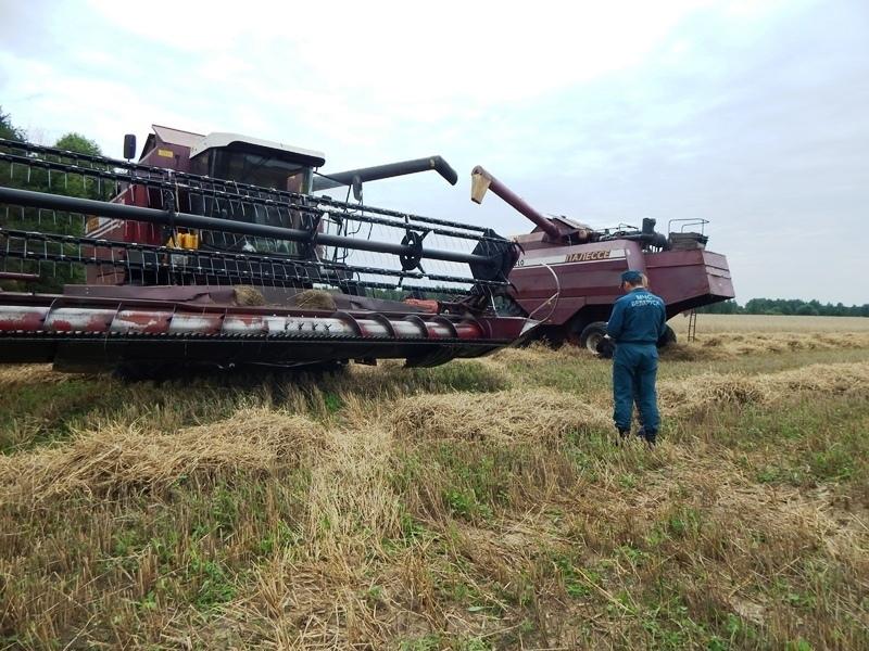 Сберечь урожай – общая задача