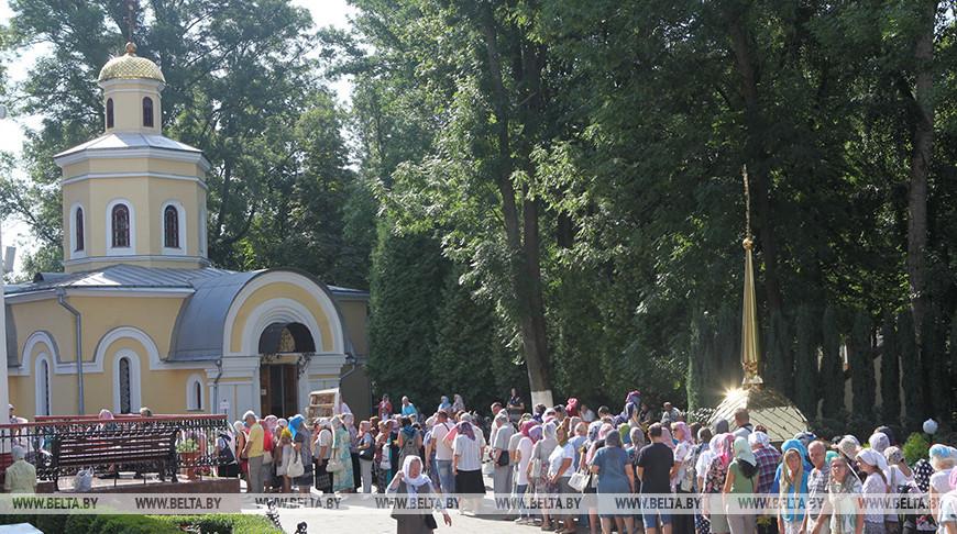 В память Манефы Гомельской в областном центре проходят торжества