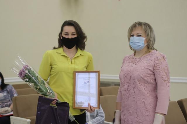 У Петрыкаве прайшла справаздачна-выбарная канферэнцыя раённай арганізацыі Беларускага саюза жанчын