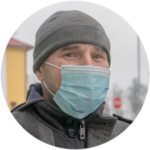 Што вы хацелі б сказаць тым, хто не выконвае правілы і не носіць медыцынскую маску?