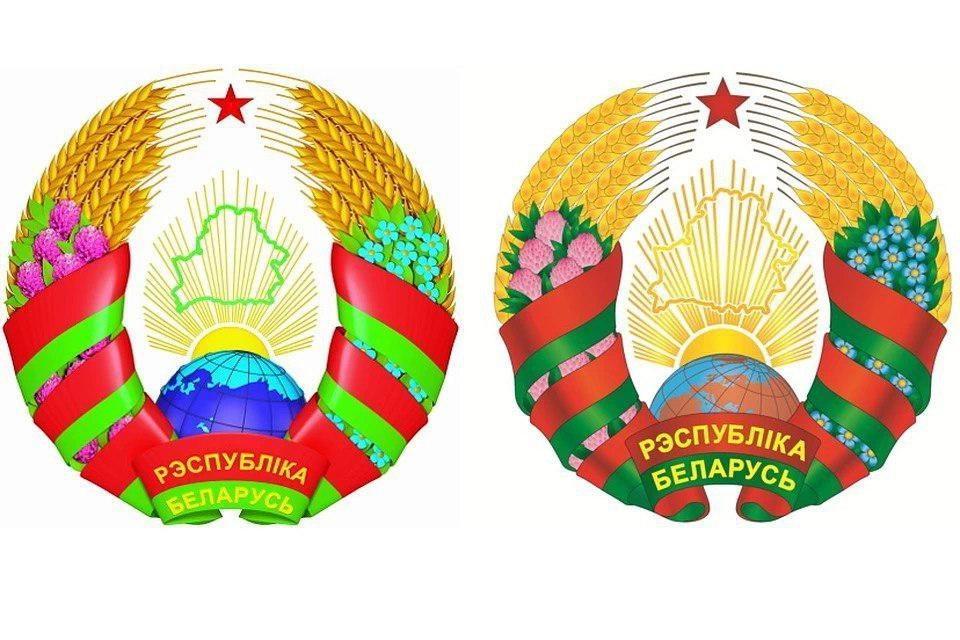 У Беларусі новы  знешні выгляд  дзяржаўнага герба
