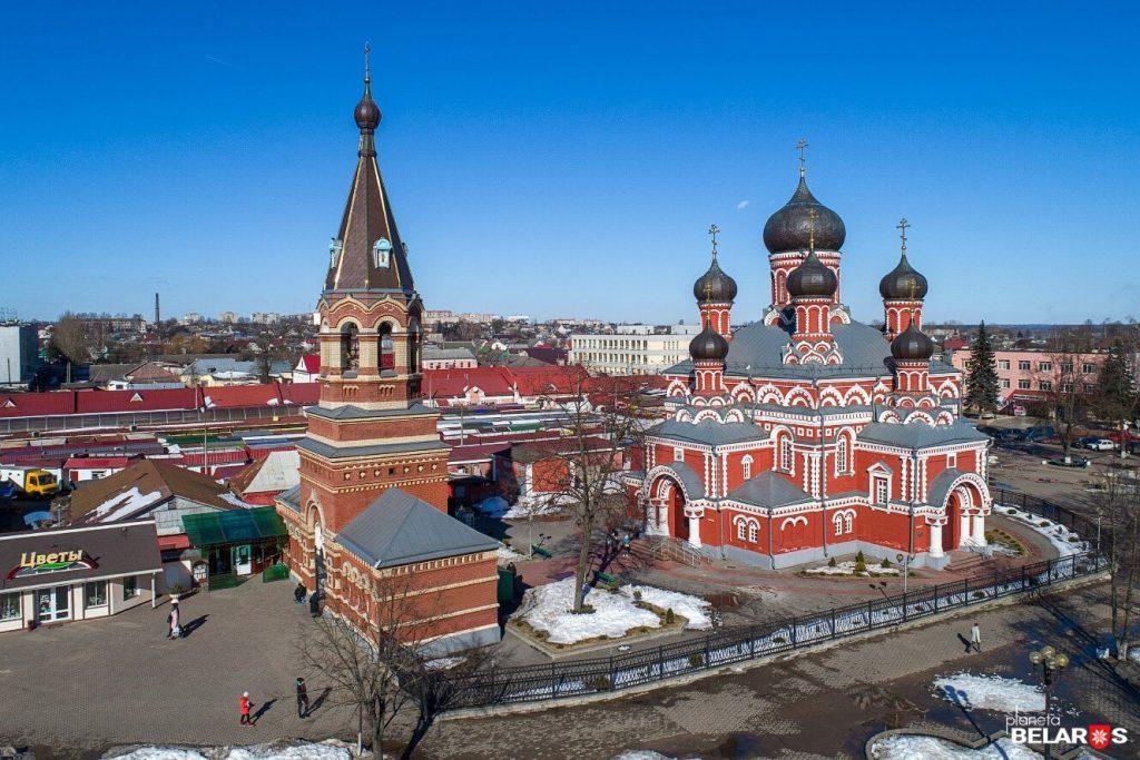 Борисов - культурная столица Беларуси в 2021 году